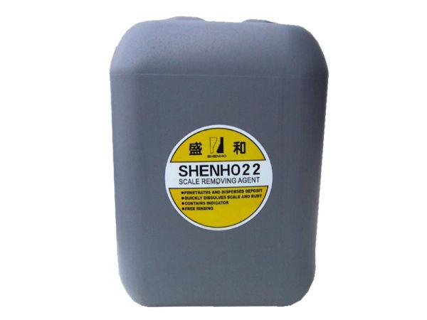 SHENHO 22 高性能水垢清洗劑