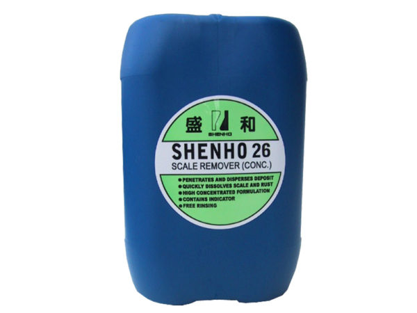 SHENHO 26 高濃度除垢劑