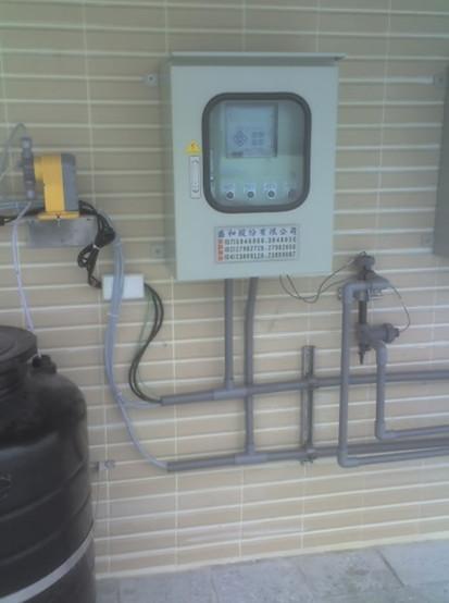 酒廠現場設備安裝