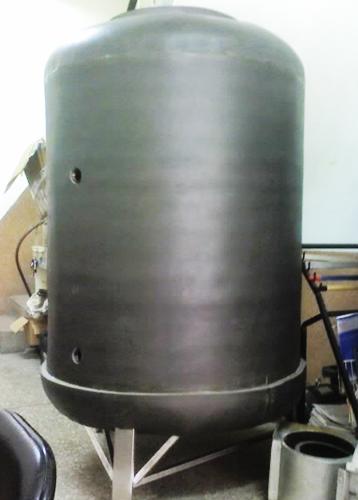 實際運用範例:冰水桶槽使用十全龍保溫板保溫