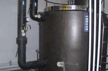 實際運用範例:統一台南廠桶槽使用十全龍保溫板保溫