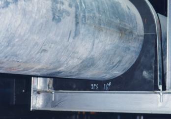 直徑16 英吋空調系統冰水管路使用 R-型福樂力管墊