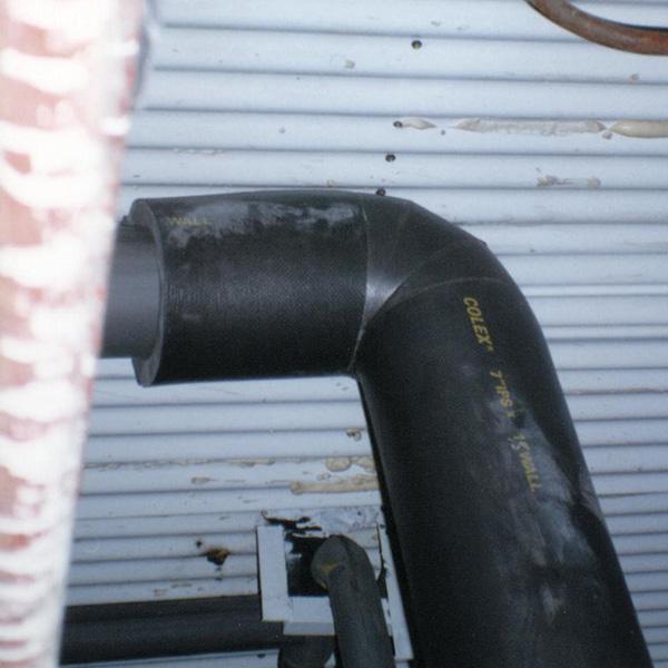 符合國際歐盟無鹵要求的空調保溫管