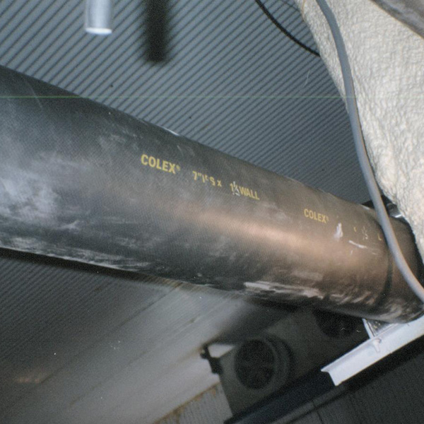 非鹵素保溫保冷管